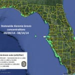 Sanibel & Captiva Islands Red Tide Report, 8-16-14: No Red Tide