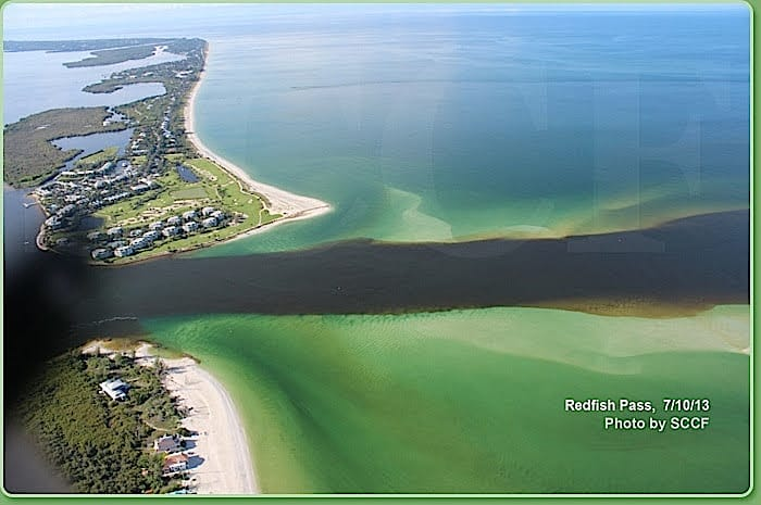 Redfish Pass, 7-10-13, Photo Credit - SCCF, Courtesy Of Ding Darling Wildlife Society.