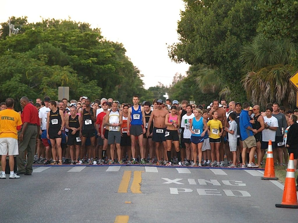 Sanibel Island 10K Race 4 F.I.S.H, Courtesy Of Fort Myers Track Club.