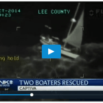 Captiva: Two Boaters Rescued Off North End Of Captiva, Near South Seas