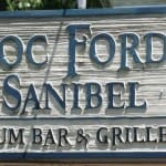 Sanibel:  Doc Ford's Moving