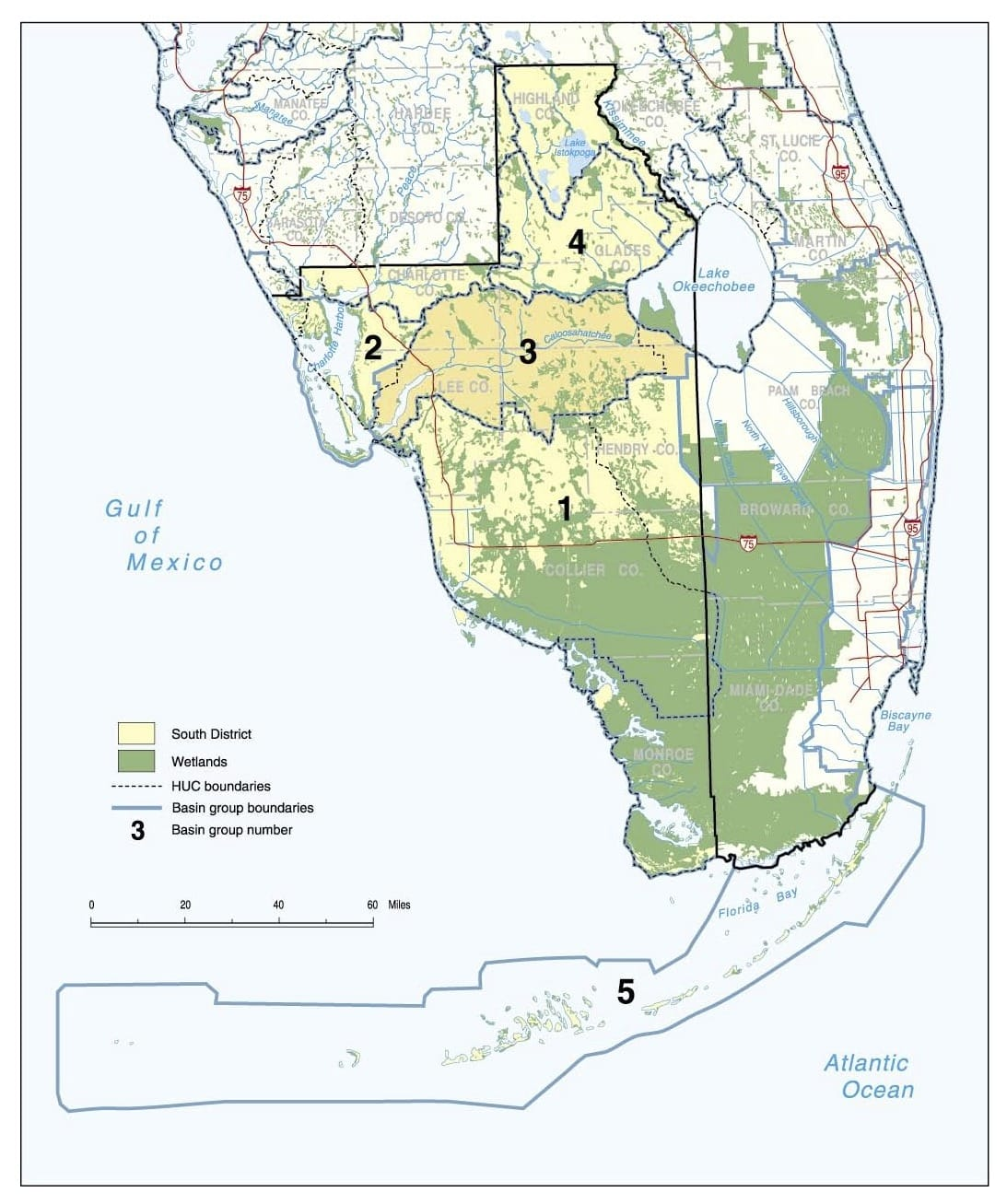 Sanibel & Caloosahatchee Watershed Report - Regional Water Management Issues.