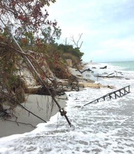 Blind Pass Beach Erosion #2, 2-17-15, Sanibel Rentals, Photos Courtesy Of City Of Sanibel.