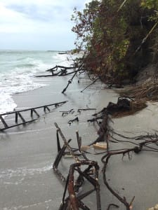 Blind Pass Beach Erosion # 3, 2-17-15, Sanibel Rentals, Photos Courtesy Of City Of Sanibel.