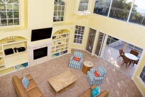 Captured, Living Room, Captiva Rentals