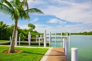 Otter Banks, Captiva Rental, Dock.