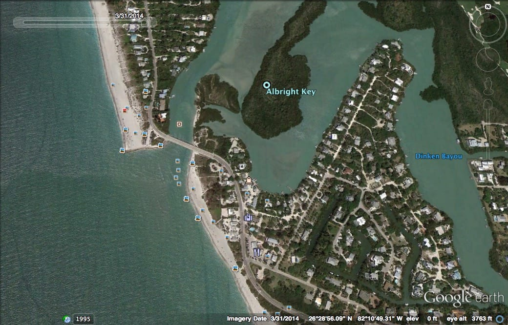 Sanibel, Blind Pass, 3-31-14, Sanibel Rentals.