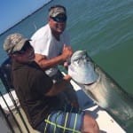 """Ding"" Darling Doc Ford's Tarpon Tournament Friday & Saturday"