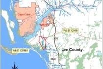 The Hendry Creek Watershed Is Located In Southwest Lee County