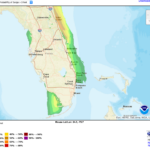 Sanibel & Captiva: Hurricane Matthew Storm Surge Projections