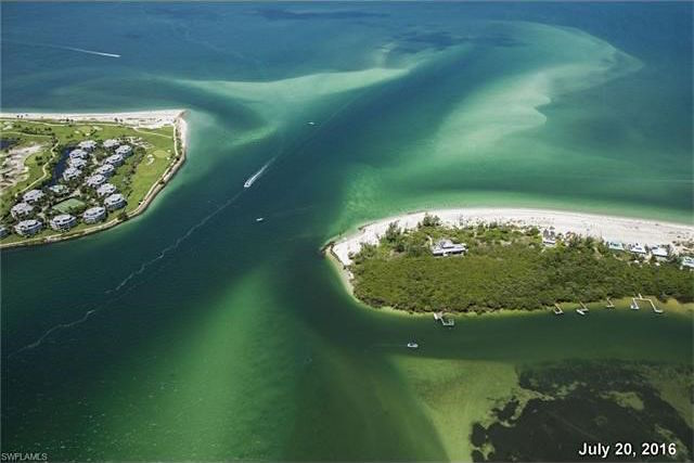 Herbert Kohler Jr. has listed his 4,400-square-foot Florida vacation home on exclusive North Captiva Island for sale for $5.7 million. Aerial View. Photos courtesy of Realtor.com.