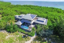 Herbert Kohler Jr. has listed his 4,400-square-foot Florida vacation home on exclusive North Captiva Island for sale for $5.7 million. Pool Side. Photos courtesy of Realtor.com.