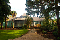 Bailey Homestead, Sanibel Island. Photo Courtesy Of SCCF.
