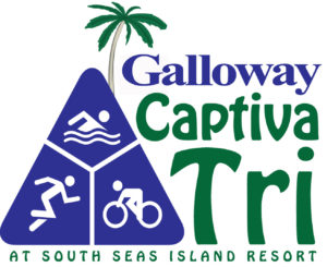 2017 Galloway Captiva Triathlon Registration Open. September 9 & 10 @ South Seas Resort! The Galloway Captiva Adult Triathlon is based at the beautiful South Seas Island Resort. The Galloway Captiva Triathlon on Sunday, September 10, is a sprint-length event.