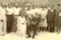 In the early 1900's the Gavin and Walker families began calling Sanibel Island home. Isaiah and Hannah Gavin and Harry G. and Pearl A. Walker were the first African Americans to settle and raise their families on Sanibel Island. Photo courtesy of the Gavin Family.