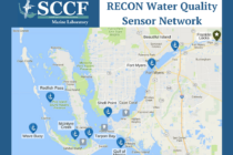 RECON Water Quality Sensor Network. Image Courtesy Of SCCF.