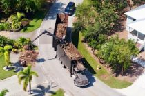 Hurricane Irma: Sanibel & Captiva Islands Debris Cleanup. Photo Courtesy of City Of Sanibel. September 28, 2017.
